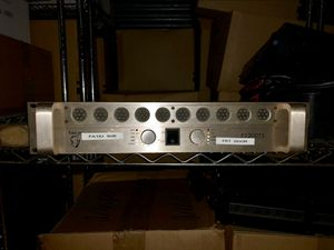 Professional Amplifiers and Rack Mount Sound for Sale in Austin, TX