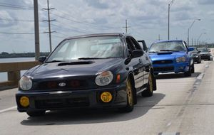 2002 Subaru Wrx for Sale in Valrico, FL
