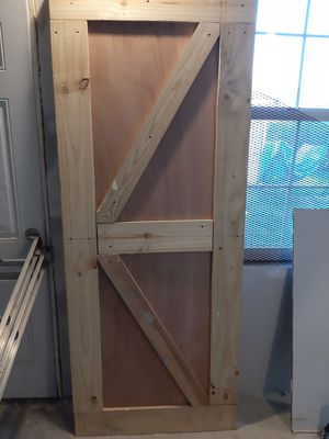 Potential Barn Door for Sale in Hampton, VA