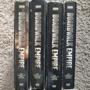 Boardwalk Empire Seasons 1-4 for Sale in Philadelphia, PA