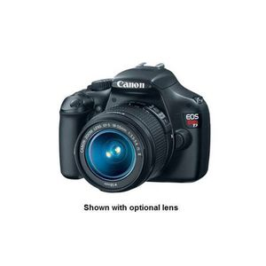 Canon T3 DSLR Camera with 75-300 lens for Sale in Chicago, IL
