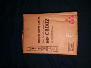 Ricoh print cartridge (magenta) for Sale in Centreville, VA