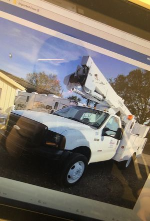 2007 Ford f450 work truck for Sale in Brandon, FL
