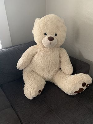 Big Teddy Bear Soft Plush Toy**** for Sale in Vancouver, WA