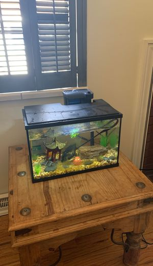 fish tank for Sale in Littleton, CO