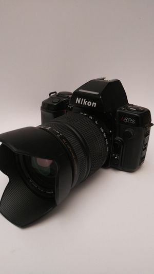 Nikon N8008s with 28-300mm Promaster Spectrum 7 XR lense for Sale in Winter Garden, FL