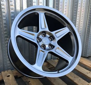 """Challenger charger Daytona 20"""" new srt style new rims tires set for Sale in Hayward, CA"""