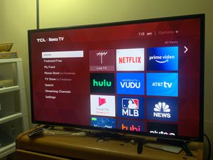 TCL 40inch 1080p model number 40fs3800 for Sale in Queens, NY