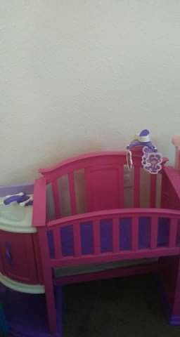 Baby doll crib for Sale in Buckeye, AZ