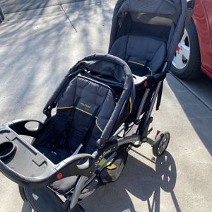 Two Seat Stroller for Sale in Fresno, CA