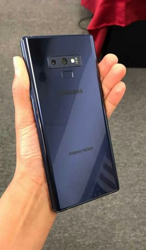 SAMSUNG Galaxy Note 9, 128GB Factory Unlocked, Excellent condition As like new. for Sale in Springfield, VA