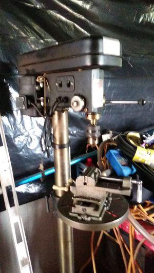 Drill heavy drill Guardian power 16-speed heavy duty drill press for Sale in Norman, OK
