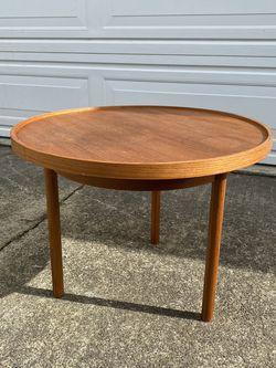 Mid-Century Teak Side Table for Sale in Seattle,  WA