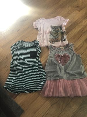 Girls size 6 shirts for Sale in Livonia, MI