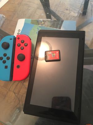Nintendo switch for Sale in Riverdale, MD