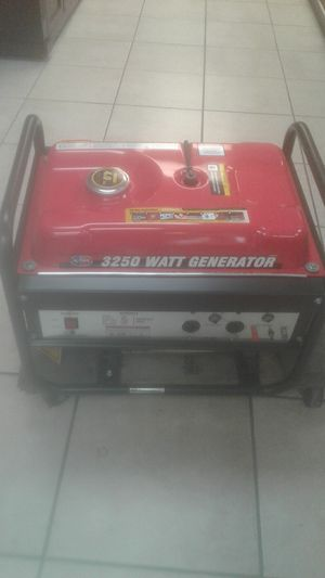 All Power 3250 Watts Generator APG3012 Gas Portable Generator NEW for Sale in Davie, FL