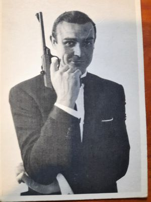 James bond 007 vintage trading cards for Sale in Yardley, PA