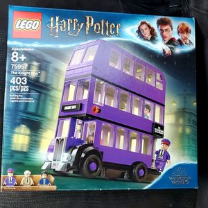 New Lego Harry Potter Night Bus 75957 for Sale in St. Petersburg, FL