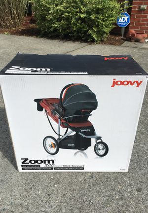 Joovy Stroller grace click connect for Sale in Snohomish, WA