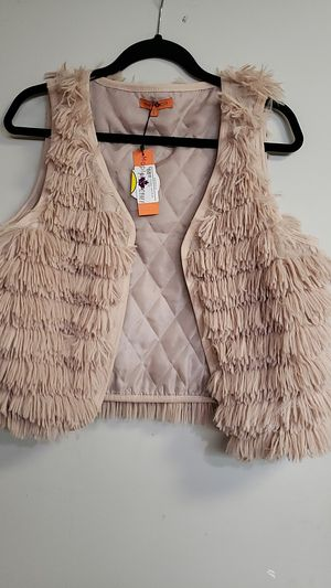 Fringe vest for Sale in Los Angeles, CA