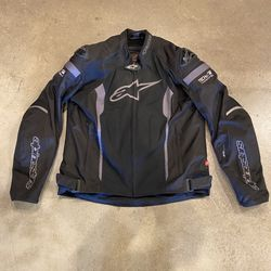 ALPINESTARS T-MISSILE AIR Mesh/Textile Motorcycle Jacket for Sale in Los Angeles,  CA