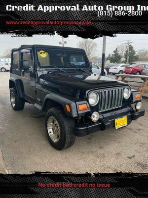 2003 Jeep Wrangler for Sale in Romeoville, IL