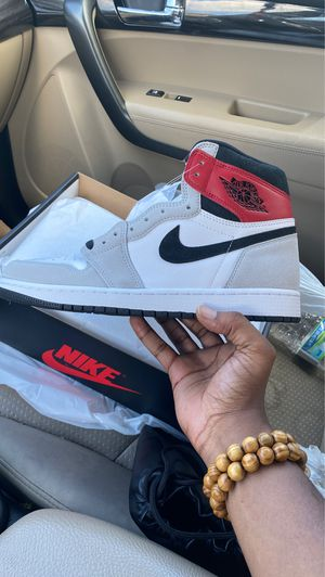 Air Jordan high retro 1 Smoke Grey for Sale in Cleveland, OH