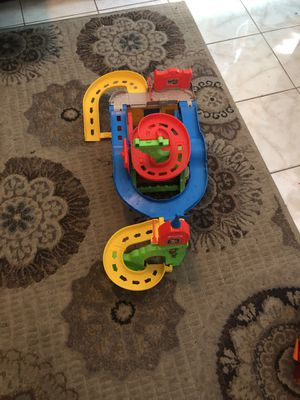 Fisher price race world racetrack for Sale in Tampa, FL