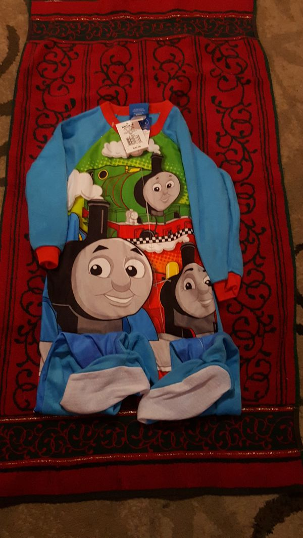 Thomas The Train Pajamas 4T