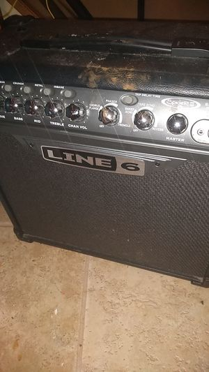 Line 6 for Sale in Erie, PA