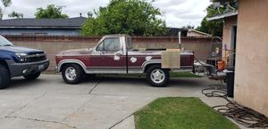 1980. Ford F100. V8 302 eng.. runs good. Tag up date dec 20019 for Sale in Industry, CA