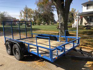 Landscape trailer for Sale in Sterling Heights, MI