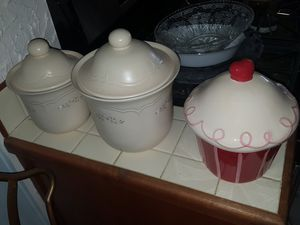 Misc Cookie Jars and Kitchen Items for Sale in Glen Burnie, MD