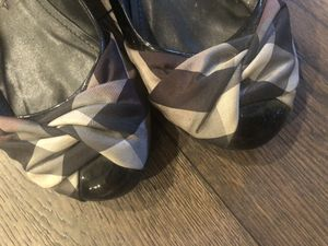 Burberry flats size 6.5 fits like 7 for Sale in Edmonds, WA
