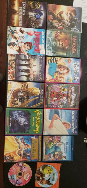 Lot of DVDs for Sale in Plainfield, IL