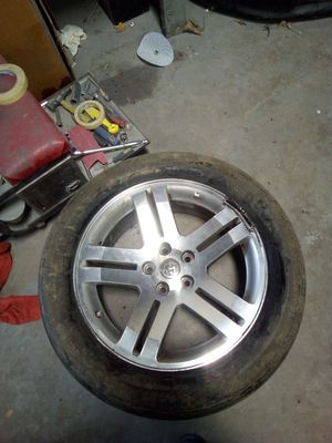 18 inch Dodge charger rim for Sale in Nashville, TN