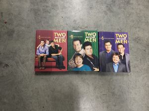 Two and a half men dvds for Sale in Los Alamitos, CA