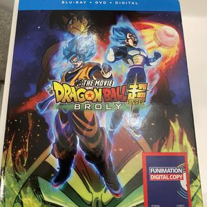 Dragon Ball Broly (Blue Ray) for Sale in Los Angeles, CA