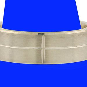 S1101 MENS or LADIES WEDDING RING BAND 14K GOLD 7MM NO DIAMOND for Sale in Costa Mesa, CA