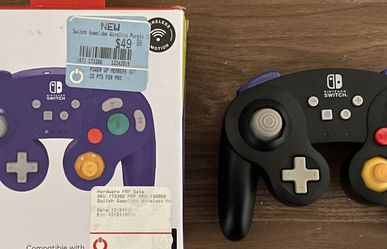 Wireless Game Cube Controllers for Sale in Brooklyn,  NY