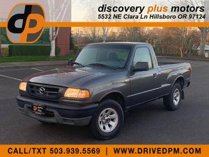 2009 Mazda B-Series B2300 Pickup Manual 99k Clean title Ford Ranger for Sale in Hillsboro, OR