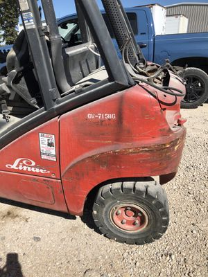 🚨 FREE 🚨 Linde Forklift 🚨 for Sale in Red Oak, TX