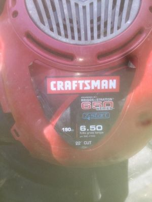 Lawn mower for Sale in Washington, DC