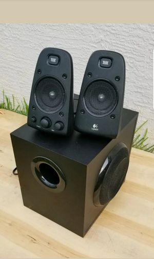 Logitech z623 Speaker for Sale in Houston, TX