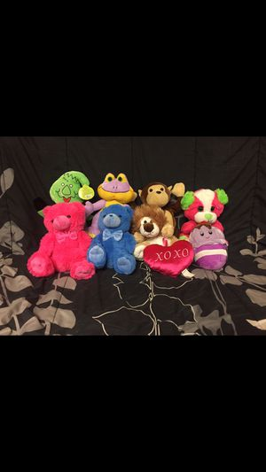 Kellytoy/Kuddle Me Toys Stuffed Animals for Sale in Ocoee, FL