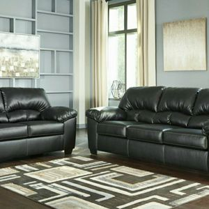 🦋Brazoria Black Living Room Set by Ashley for Sale in Arlington, VA