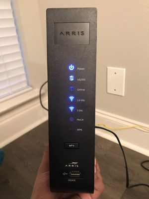 ARRIS DG2470A Dual-Band Wireless DOCSIS 3.0 Modem for Sale in Metairie, LA