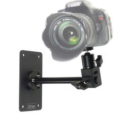 Alzo Digital Wall Mount with Ball Head for Camera, 6lbs Capacity, This sturdy all metal wall camera mount is designed to be installed on a flush wall for Sale in Sylmar,  CA