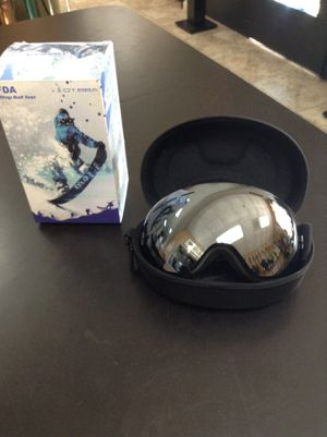 FDA Snow Goggles for Sale in Temecula, CA