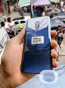 Samsung Galaxy   S9+   Factory Unlocked   Works For Any SIM Company Carrier   Works For Locally & INTERNATIONALLY   Like Almost New... for Sale in Springfield,  VA
